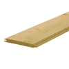 Ponderosa Pine Pattern Stock Board (Common: 1-in x 8-in x 12-ft; Actual: 0.75-in x 7.25-in x 12-ft)