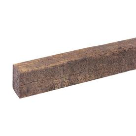 Severe Weather Railroad Tie (Actual: 8.75-in x 8.75-in x 8.5-ft)