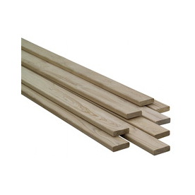 1 x 3 x 8 Spruce-Pine Furring Strip