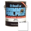 Insl-x Gallon Exterior Semi-Gloss White Paint and Primer in One