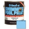 Insl-x Gallon Exterior Semi-Gloss Ocean Blue Paint and Primer in One