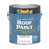 Insl-x Gallon Exterior Gloss White Paint and Primer in One