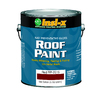 Insl-x Gallon Exterior Gloss Red Paint and Primer in One