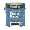 Insl-x Gallon Exterior Gloss Black Paint and Primer in One