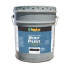 Insl-x 5-Gallon Exterior Gloss Black Paint and Primer in One