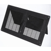 Air Vent 12-in x 7-in Plastic Foundation Vent