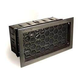 Air Vent Black Foundation Power Ventilation