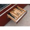 Rev-A-Shelf 22-in x 24-in Wood Multi-Use Insert Drawer Organizer