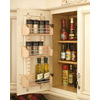 Rev-A-Shelf Wood In-Cabinet Spice Rack
