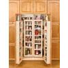 Rev-A-Shelf 51-in Wood Swing Out Pantry Kit