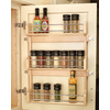 Rev-A-Shelf 3-Tier Wood Pull Out Cabinet Basket