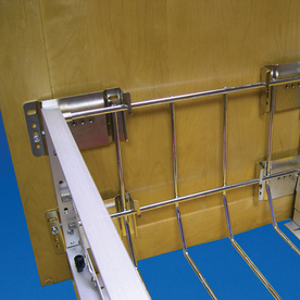 Rev-A-Shelf Door Mount Extender Kit