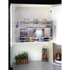 Rev-A-Shelf 2-Tier Metal Pull Out Cabinet Basket