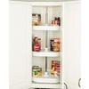 Rev-A-Shelf 3-Tier Plastic D-Shape Cabinet Lazy Susan