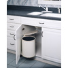 Rev-A-Shelf 15-Quart Plastic Pull Out Trash Can
