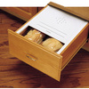 Rev-A-Shelf 21.75-in x 16.75-in Plastic Bread Insert Drawer Organizer