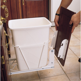 Rev-A-Shelf Metal Pull Out Trash Can