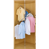 Rev-A-Shelf Spiral Cloths Rack