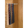 Rev-A-Shelf Chrome Pull-Out Tie Rack