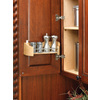 Rev-A-Shelf 13.75-in Wood Wall Mounted Shelving