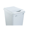 Rev-A-Shelf 0-Quart Plastic Pull Out Trash Can