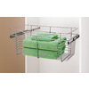 Rev-A-Shelf 2-Piece Chrome Pull-Out Baskets