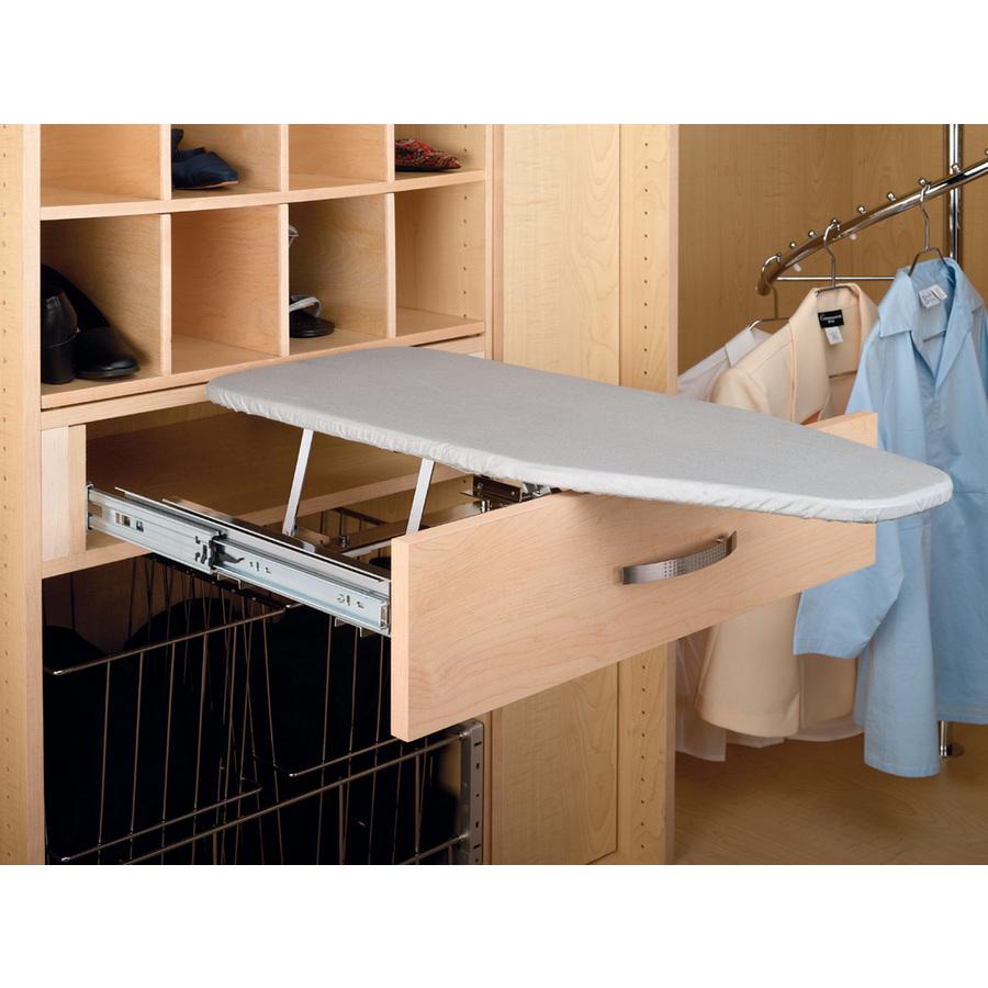shop rev a shelf pull out ironing board at. Black Bedroom Furniture Sets. Home Design Ideas
