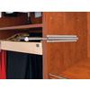 Rev-A-Shelf Satin Nickel Standard Valet Rod