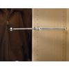 Rev-A-Shelf Chrome Designer Valet Rod