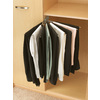 Rev-A-Shelf Chrome Wire Pants Rack