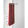 Rev-A-Shelf White Side Mount Tie Rack