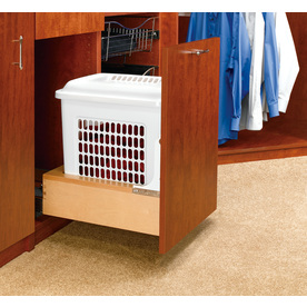 Rev-A-Shelf Wood Clothes Hamper