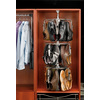 Rev-A-Shelf 3-Shelf Men's Shoezen