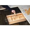 Rev-A-Shelf 19.13-in x 9.88-in Wood Multi-Use Insert Drawer Organizer