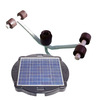 Natural Current Savior Floating Solar Plastic Pool Skimmer with Deep-Net and Fine Weave Net (Pole Not Included)