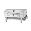 Master Forge Portable Gas Grill 1 lb Cylinder Piezo Ignition Portable Gas Grill