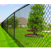Vinyl Coated Steel Chain-Link Fence Top Rail (Common: 1.31-in x 21-ft; Actual:1.31-in x 21-ft)