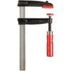 BESSEY Malleable Cast Flat Rail Bar Clamp