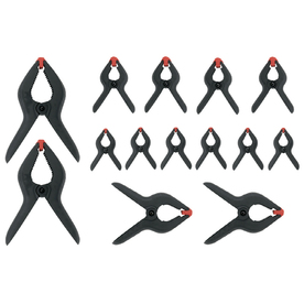 BESSEY 14-Piece Nylon Spring Clamp