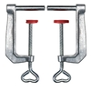 BESSEY Table Clamp, Used to Attach Ws-3, Ws-6, S-10 and Revo Clamps to Work Surfaces Up to 2