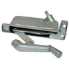 Barton Kramer 5-1/4-in Silver Coated Aluminum Awning Window Operator