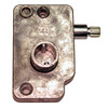 Barton Kramer Multiple Silver Plain Steel Die-Cast Louver/Jalousie Window Operator