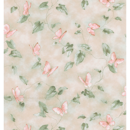 pink butterfly wallpaper. Brewster Wallcovering Butterflies Wallpaper Border$23$23