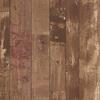 Brewster Wallcovering Brown Peelable Vinyl Prepasted Classic Wallpaper
