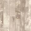 Brewster Wallcovering Grey Peelable Vinyl Prepasted Classic Wallpaper