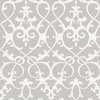 Brewster Wallcovering Damask Wall Stickers