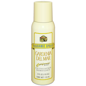 California Scents Gardenia Del Mar Air Freshener Spray