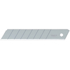 OLFA 5-Pack 3.93-in Carbon Steel Straight Snap-Off Replacement Utility Blades