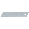 OLFA 5-Pack 4-15/16-in Carbon Steel Straight Snap-Off Replacement Utility Blades