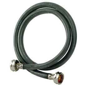 EASTMAN 4-ft 800 PSI Rubber Washing Machine Connector